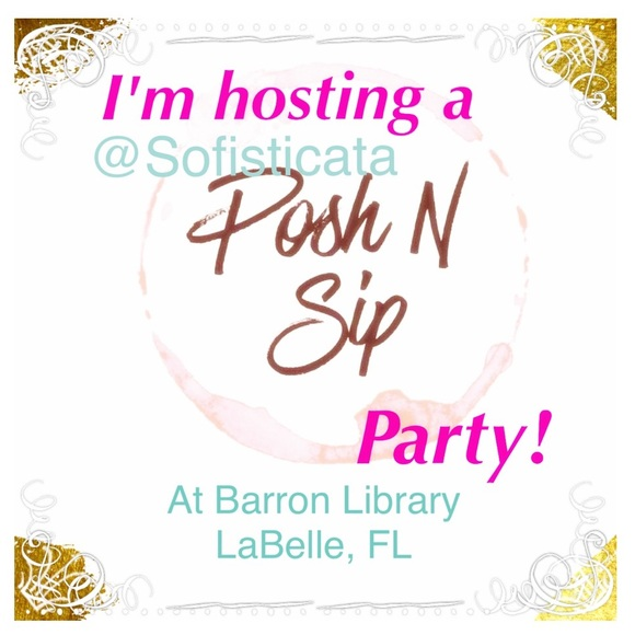 Posh N Sip Other - Posh'N Sip Party in LaBelle, FL. Was A Success! 💕